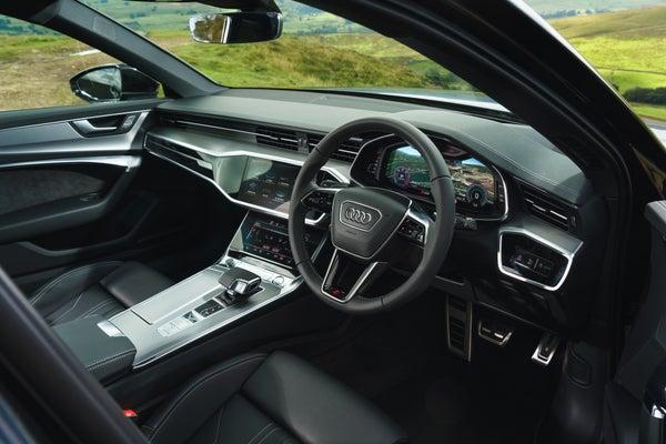 Audi A6 Avant Interior