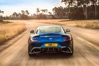 Aston Martin Vanquish Driving Back