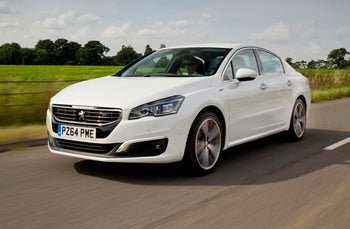 Picture of Peugeot 508