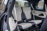 BMW X7 Back Seat