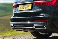 Audi A6 Avant Exhaust