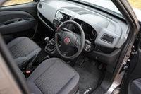 Fiat Doblo Cargo Interior