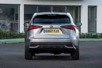 Lexus NX rear exterior