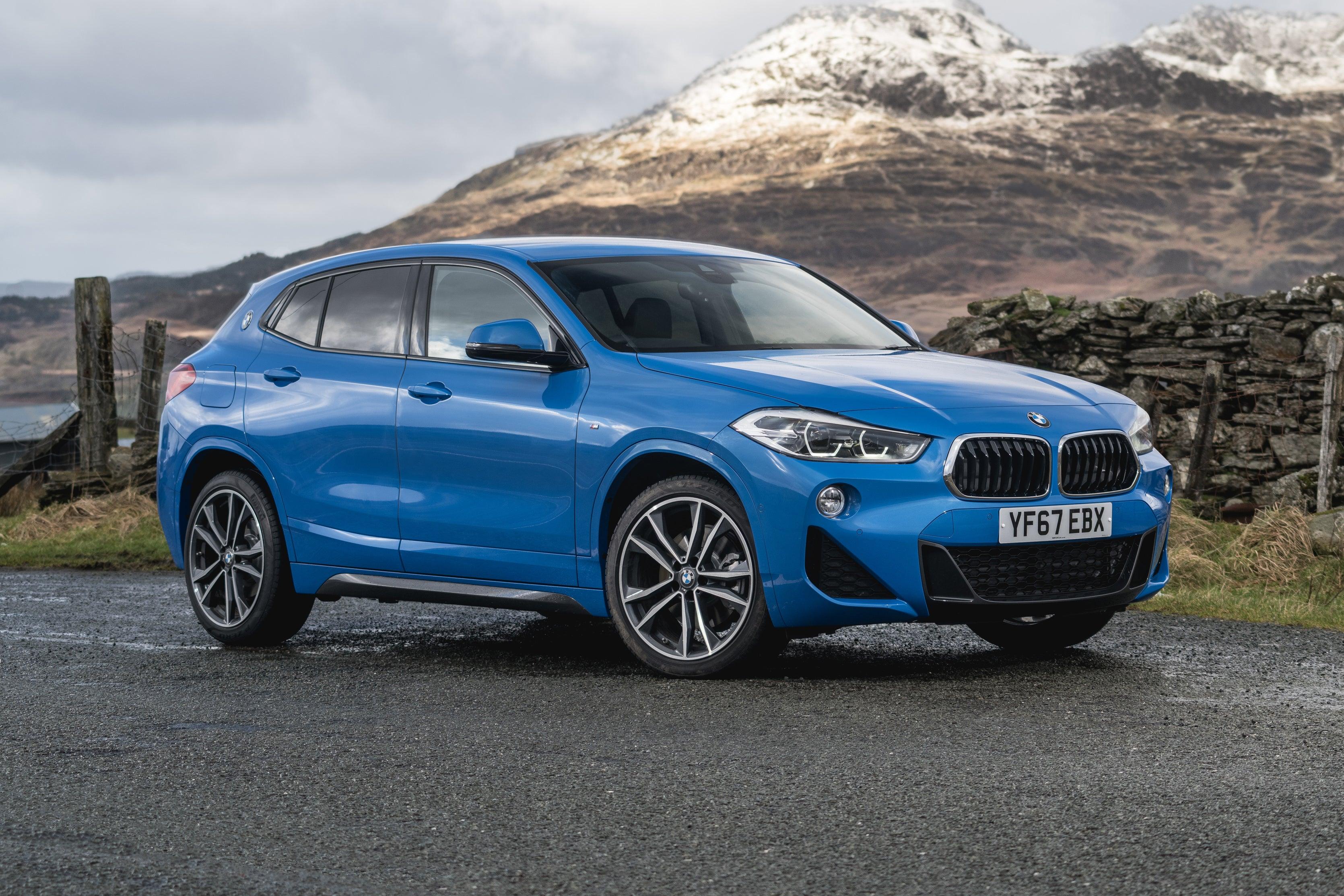 BMW X2 Review 2021 Exterior