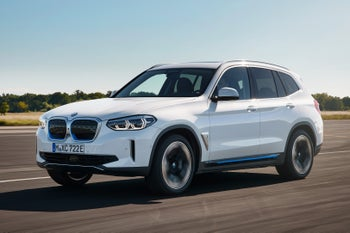 Picture of BMW iX3
