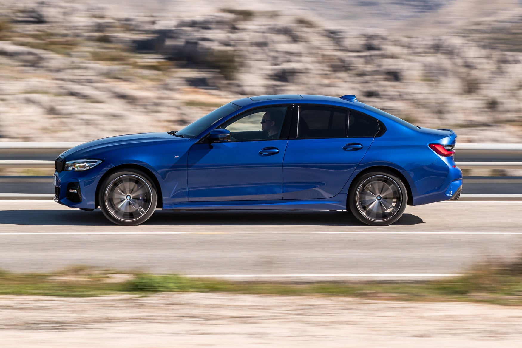 BMW 3 Series Driving Side