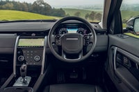 Land Rover Discovery Sport front interior