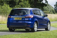 Ford S-MAX Back