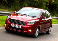 Ford Ka Plus Driving