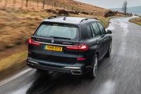 BMW X7 Back