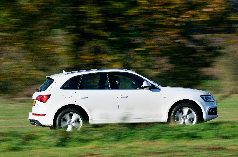 Audi Q5 Driving Side