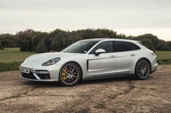 Picture of Porsche Panamera