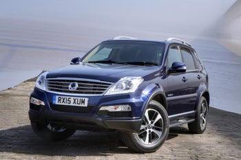 Picture of Ssangyong Rexton W