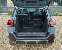 Citroen C3 Aircross Review 2021 boot space