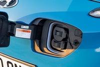 Hyundai Kona Electric Review 2021 charging port