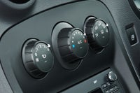 Mercedes-Benz Citan AC controls