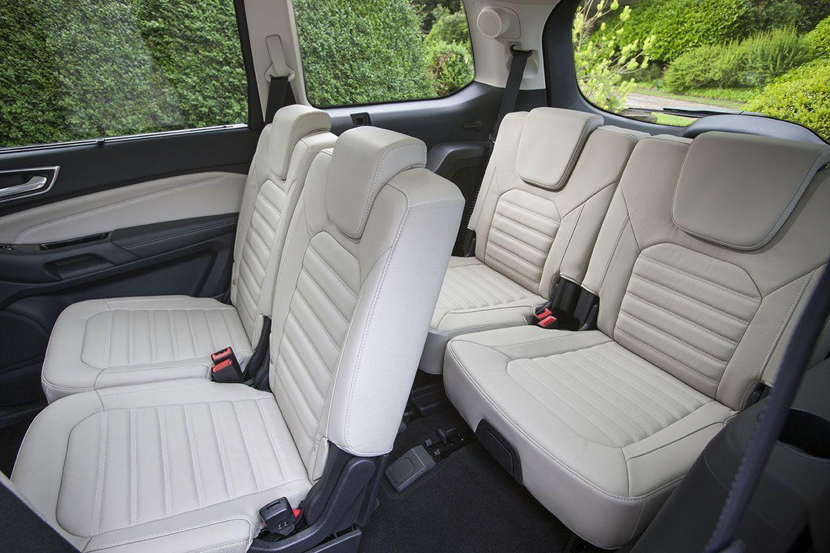 Ford Focus Estate Seats