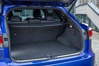 Lexus RX boot open