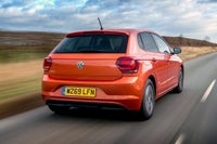 Volkswagen Polo Rear View