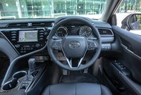 Toyota Camry Driver's Seat