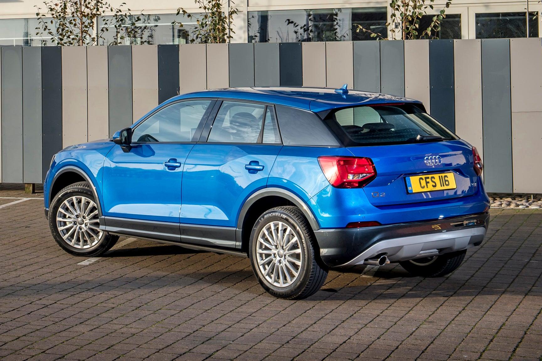 Audi Q2 Exterior Back