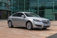 Vauxhall Insignia Front Side View