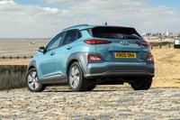 Hyundai Kona Electric backleft exterior