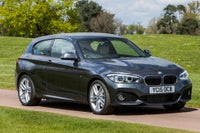 BMW 1 Series Exterior Front