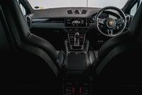Porsche Cayenne Front Interior