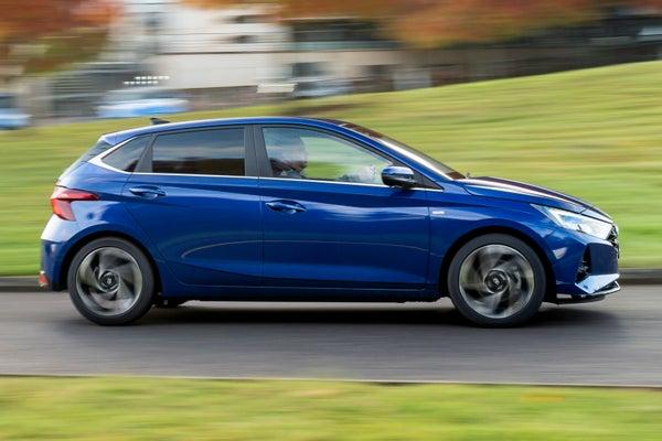 Hyundai i20 profile
