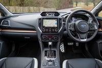 Subaru XV Front Interior