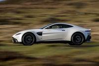 Aston Martin Vantage Driving Side
