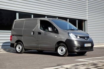 Picture of Nissan NV200