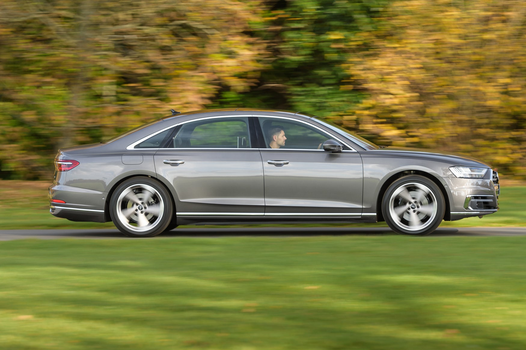 Audi A8 Driving Side