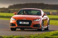 Audi TT Driving