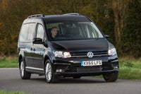 Volkswagen Caddy Maxi Life Front View