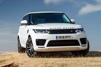 Range Rover Sport front exterior