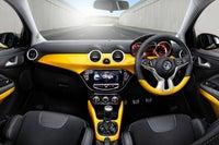 Vauxhall Adam Front Interior