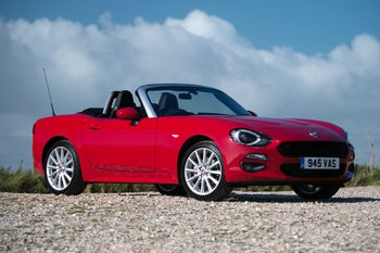 Picture of Fiat 124 Spider