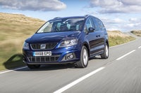 SEAT Alhambra Front View