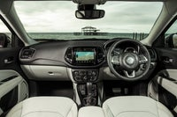 Jeep Compass front interior