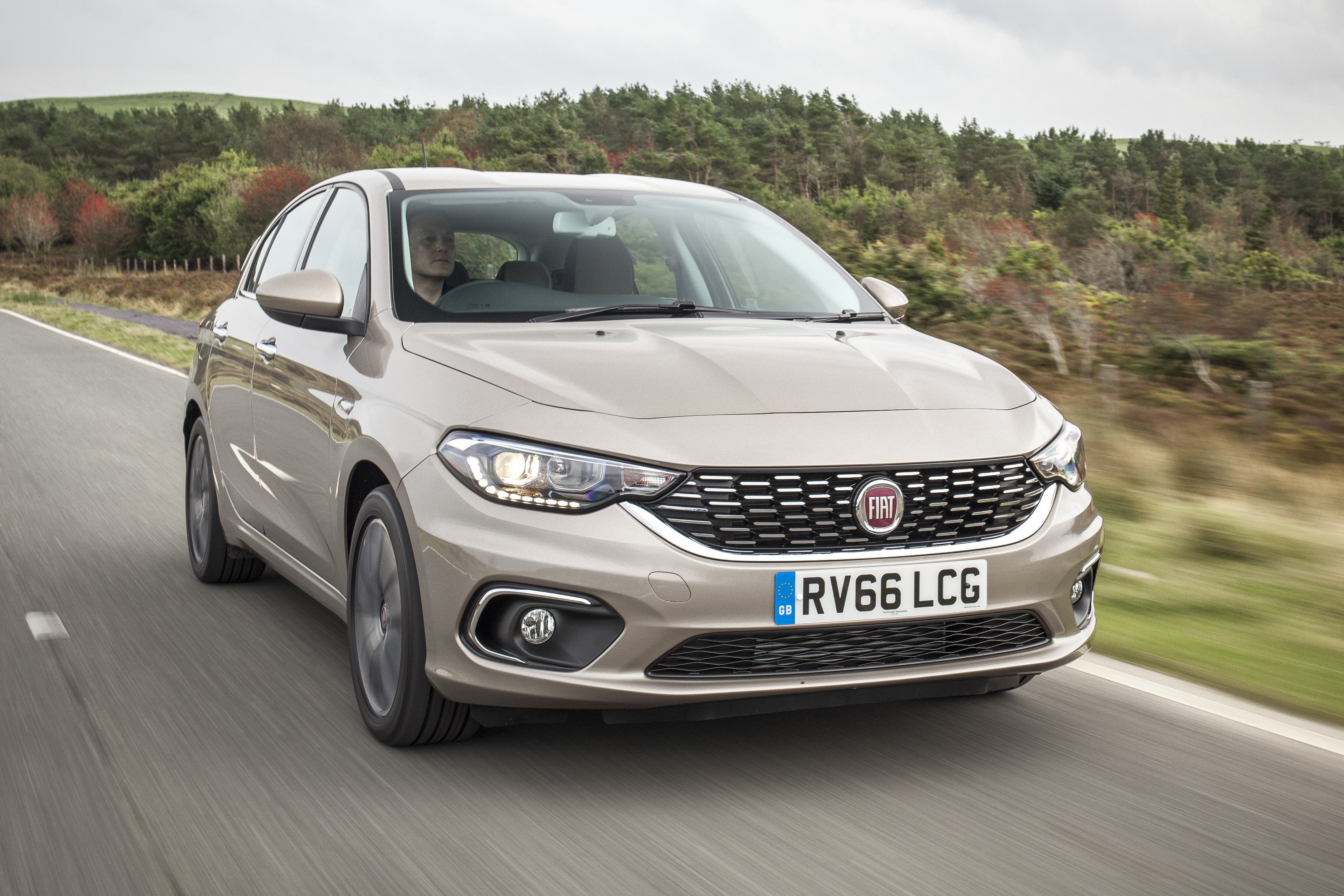 Fiat Tipo Driving