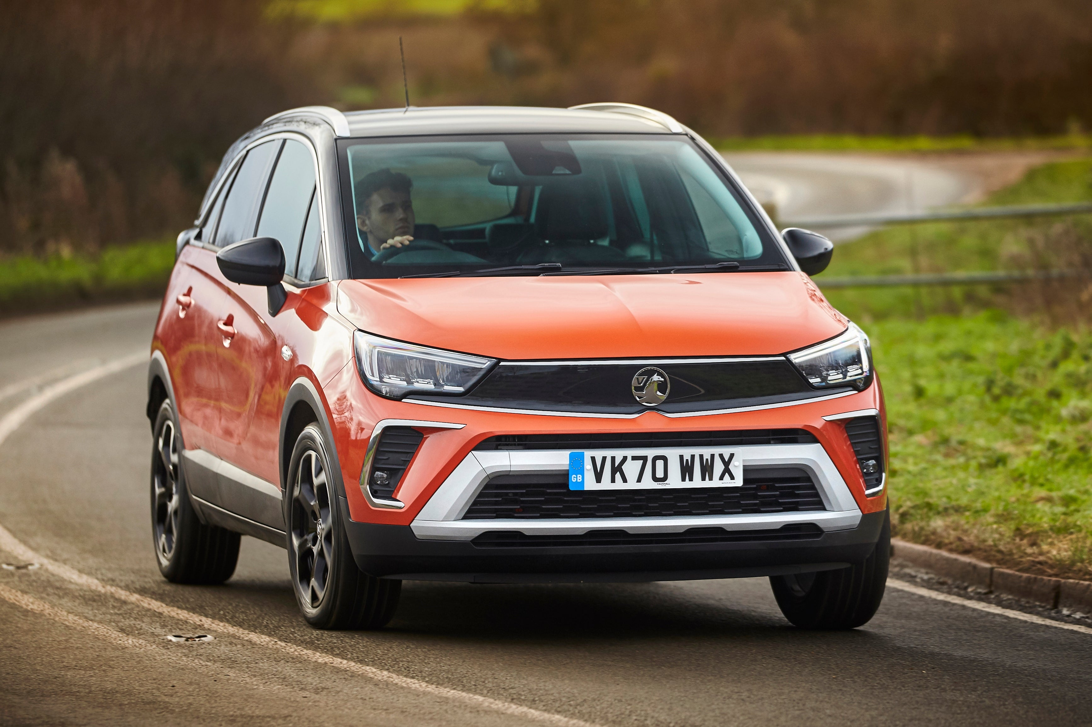 Vauxhall Crossland Review
