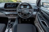 Hyundai i20 cabin interior