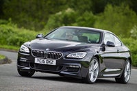 BMW 6 Series Driving