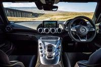 Mercedes AMG GT front interior