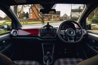 Volkswagen Up GTI Front Interior