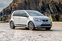 SEAT Mii Front Side View