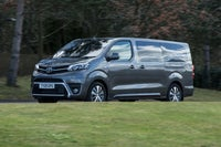Toyota Proace Verso Left Side View