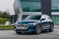 Audi e-tron Exterior Front